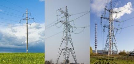 Elektros tiekimo linijos
