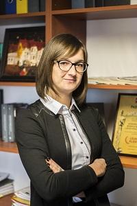 Advokato padėjėja Joana Fedianina