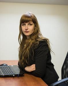 Advokato padėjėja Vaida Survilė